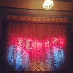 Photo taken at The Victoria Picture Palace and Theatre by Alexey on 9/27/2013
