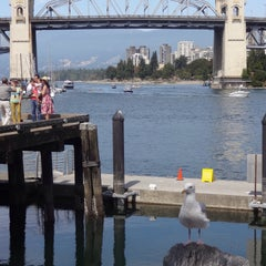 Photo taken at Granville Island by Nins P. on 8/26/2015