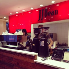 Photo taken at JJ Bean by Dan on 10/7/2013