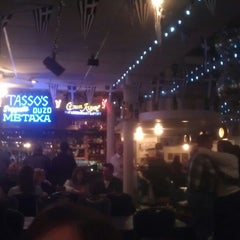 Photo taken at Tasso's Greek Restaurant by Houston M. on 3/31/2013