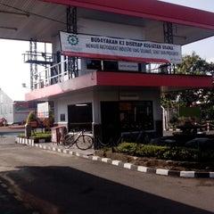 Photo taken at Pertamina Terminal BBM Malang by Dony S. on 3/22/2013