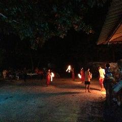Photo taken at Kai Bae Hut Resort by Kseniya O. on 4/2/2013