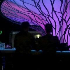 Photo taken at Celsius Restaurant + Bar by haji on 3/8/2011