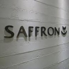 Photo taken at Saffron Fusion Restaurant by Marco on 7/3/2011