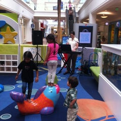 Photo taken at Westfield Fashion Square Play Area by Erick E. on 5/8/2012