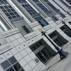 Photo taken at San Francisco Public Library - Main Library by Michelle V. on 8/13/2012