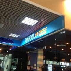 Photo taken at Синема Де Люкс / Cinema De Lux by Алексей on 11/25/2012