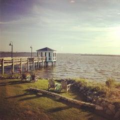 Photo taken at Miller's Waterfront Restaurant by Ryan P. on 7/27/2014
