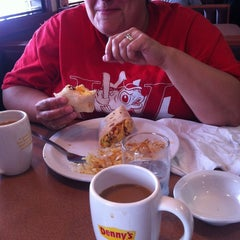 Photo taken at Denny's by Brian on 8/4/2013
