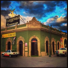 Photo taken at Barra Hidalgo by Cristian L. on 1/29/2013