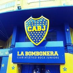 Foto tirada no(a) Estadio Alberto J. Armando (La Bombonera) por Fabio C. em 8/3/2013