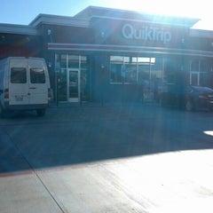 Photo taken at QuikTrip by Rara T. on 11/6/2012