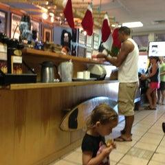 Photo taken at Kono's Big Wave Cafe by Ester C. on 12/29/2012