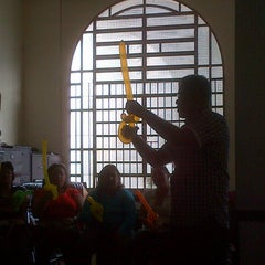 Photo taken at Colegio Don Bosco Altamira by Jose Alejandro P. on 1/20/2013