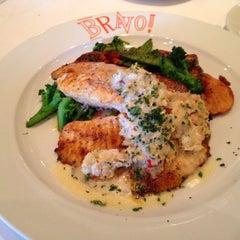 Photo taken at BRAVO! Cucina Italiana by Mappyup H. on 3/22/2015