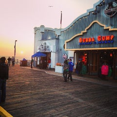 Photo taken at Bubba Gump Shrimp Co. by Cody S. on 2/7/2013