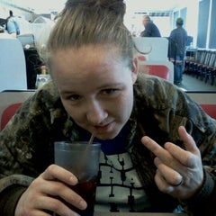 Photo taken at Waffle House by Rachael M. on 11/9/2011