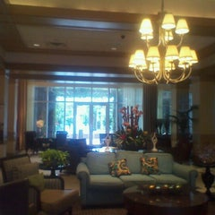 Photo taken at Sheraton Suites Plantation by Stephanie C. on 1/26/2013