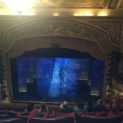 Photo taken at Cort Theatre by Rachel on 4/21/2013
