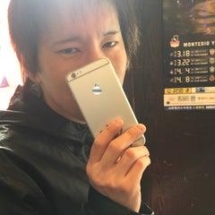 Photo taken at らーめん ぬーぼう二代目店 by しゅんいち on 3/22/2015