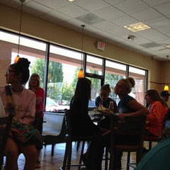 Photo taken at Subway by Trista on 7/20/2013