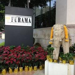 Photo taken at Furama Chiang Mai (ฟูราม่า เชียงใหม่) by Aomsin W. on 1/7/2013