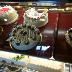 Photo taken at Concannon's Bakery by Britt on 10/4/2012