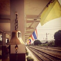 Photo taken at สถานีรถไฟตะพานหิน (Taphan Hin) SRT1099 by Pex Chanatit L. on 10/18/2014
