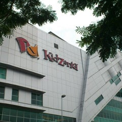 Photo taken at KidZania by Huda A. on 12/17/2012