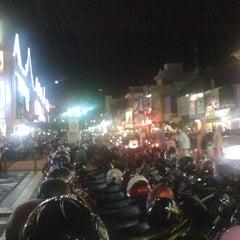 Photo taken at Jalan Mataram by Linda S. on 1/29/2013