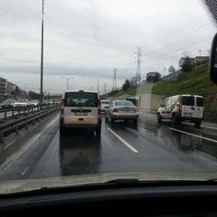 Photo taken at Hasdal - Okmeydanı Bağlantı Yolu by Ali on 1/18/2013