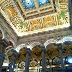Photo taken at Library of Congress by Nichole on 2/13/2013