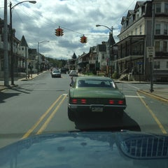 Photo taken at Slatington Pa by Julie . on 4/20/2013