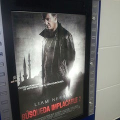 Photo taken at Cine Colombia by Diana G. on 10/21/2012