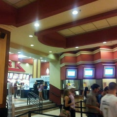 Photo taken at Cinemark by Luiz Z. on 11/20/2012