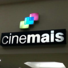 Photo taken at Cinemais by Kelson A. on 9/17/2012