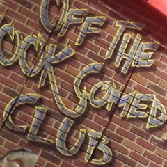 Photo taken at Off The Hook Comedy Club by Michele L. on 3/15/2014