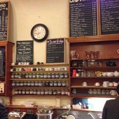 Photo taken at Linnaea's Cafe by John W. on 12/28/2012