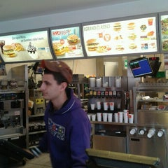Photo taken at McDonald's by Giuseppe R. on 1/12/2013