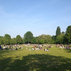 Photo taken at Oosterpark by Martijn v. on 6/6/2013