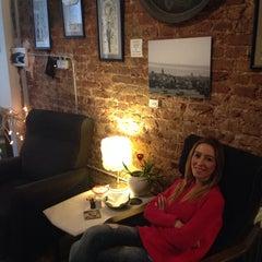 Photo taken at Molly's Cafe by şebnem g. on 2/23/2014