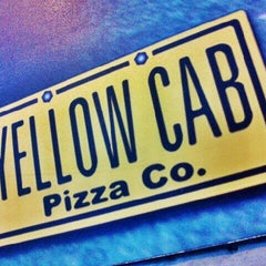 Photo taken at Yellow Cab Pizza Co. by Mav C. on 10/6/2012