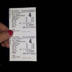 Photo taken at Golden Screen Cinemas (GSC) by Cik Ieyna Kecik N. on 7/22/2015