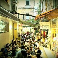 Photo taken at Kahveci Mustafa Amca Jean's by Okan Ö. on 10/6/2012
