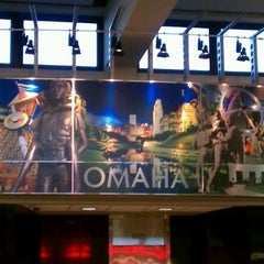Photo taken at Omaha Eppley Airfield (OMA) by Galen W. on 9/18/2012