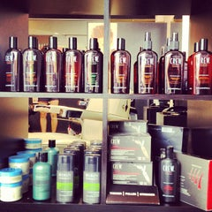 Photo taken at ESQ Male Grooming by Sam F. on 10/1/2012