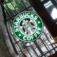 Photo taken at Starbucks Coffee by Jean C. on 5/11/2013