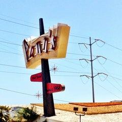 Photo taken at Pann's Restaurant & Coffee Shop by My Destination LA on 7/15/2013