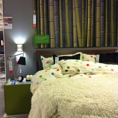 Photo taken at IKEA 宜家家居 by Yuki N. on 1/9/2013