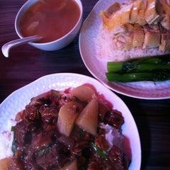 Photo taken at Wui Bo Kitchen 匯寶小廚 by Yuki N. on 12/19/2012